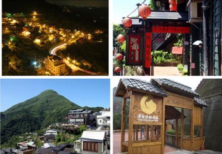 台北包車旅遊九份、十分、平溪包車一日遊