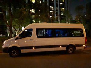 12人座包車旅遊賓士-環島包車旅遊