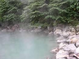 陽明山包車地熱谷溫泉景觀