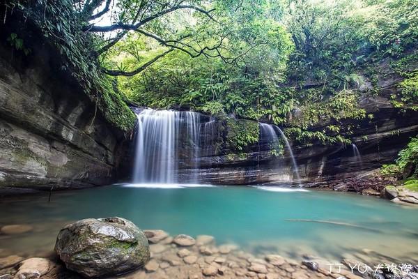 【 台北包車旅遊|平溪包車旅遊景點 】「望谷瀑布包車旅遊」感受山谷中的寧靜