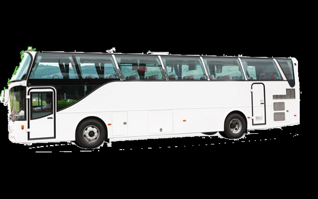 大型巴士 內裝照片