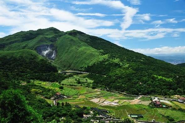 台北共乘包車NT:999│陽明山、花鐘公園、竹子湖、小油坑共乘包車一日遊