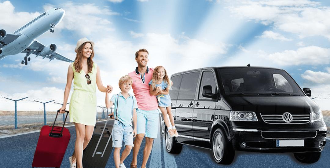 機場接送預約、接機、送機、包車旅遊