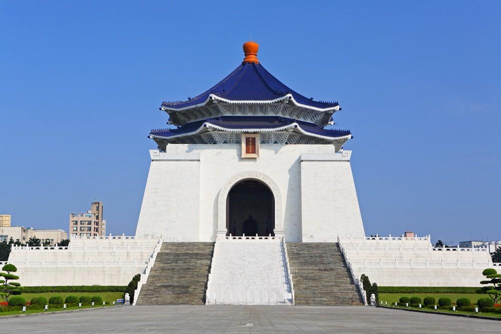 台北包車觀光景點中正紀念堂