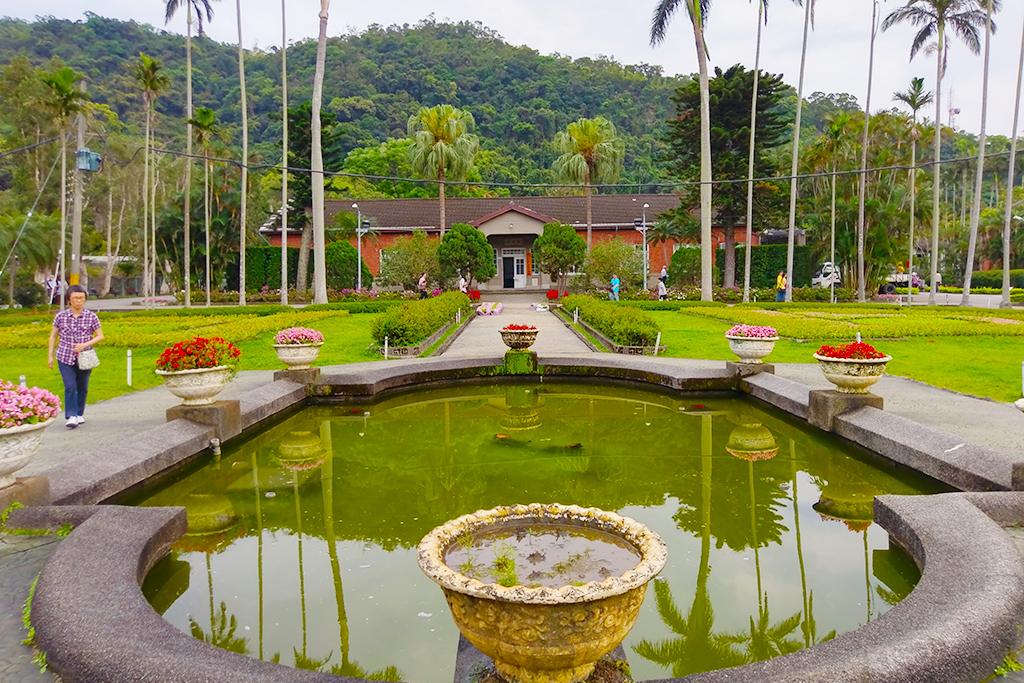 台北包車觀光景點士林官邸