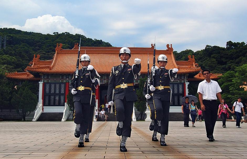 台北包車觀光景點忠烈祠