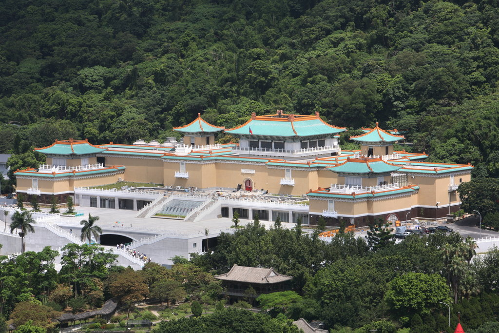 台北包車觀光景點故宮博物院