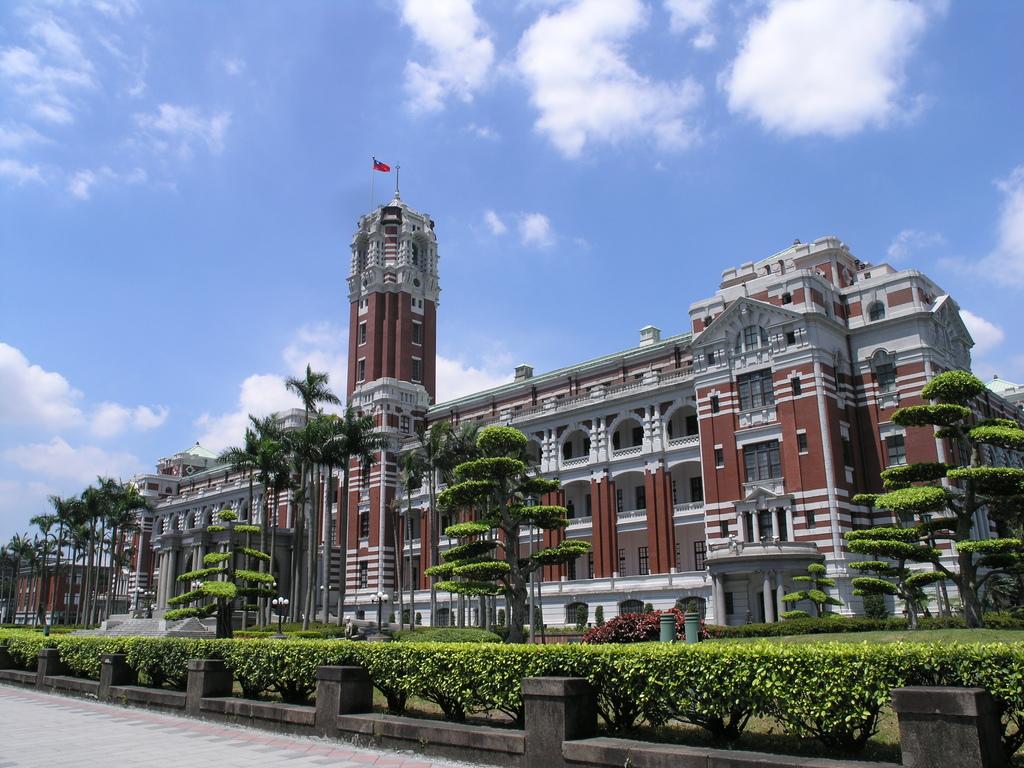 台北包車旅遊景點總統府介紹