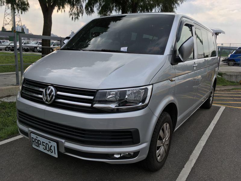 台灣包車旅遊│包車旅遊車款九人座-福斯VolksWagen(T5/T6)