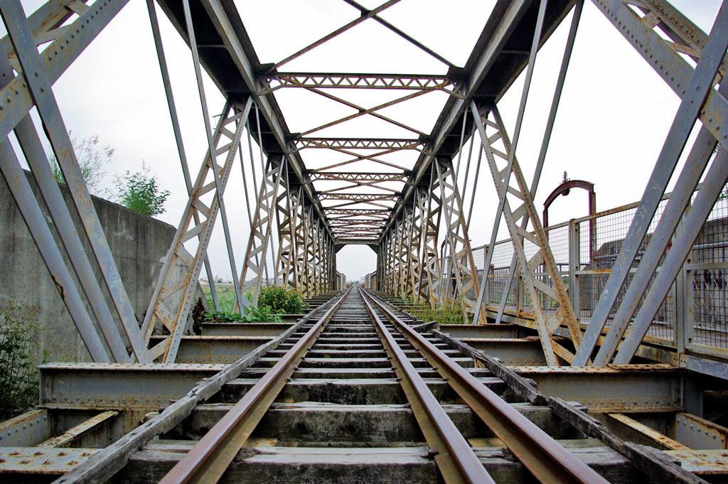 虎尾鐵橋-雲林包車景點推薦