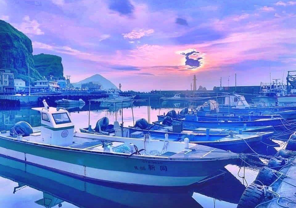 包車自由行、苗栗南庄、小長城、漁港夕陽、金針花海包車一日遊