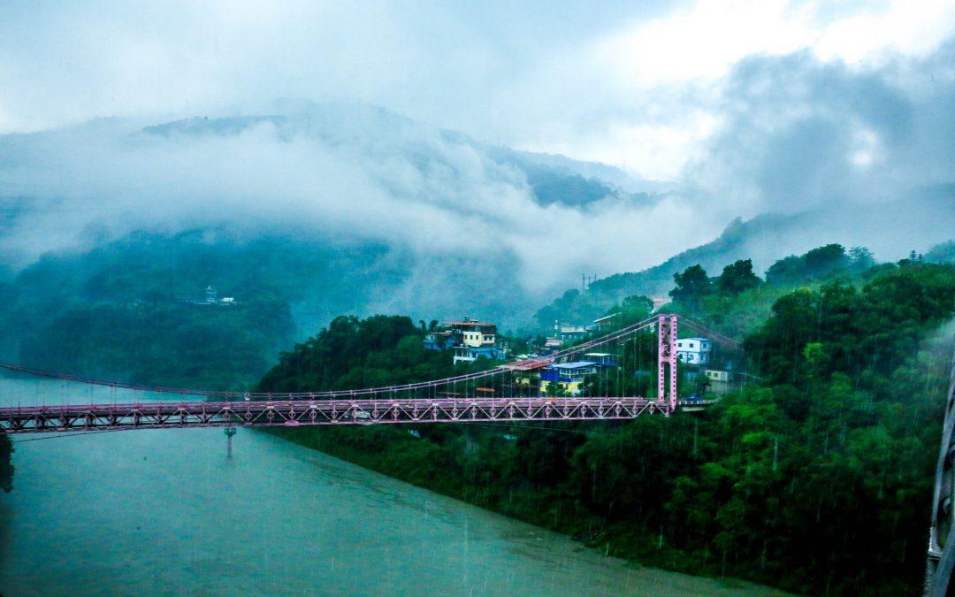 桃園包車旅遊、桃園包車一日遊私房景點、羅浮村、義盛村