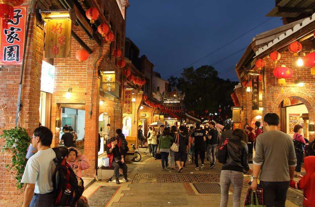 台灣深坑、貓空包車旅遊、一日遊、自由行