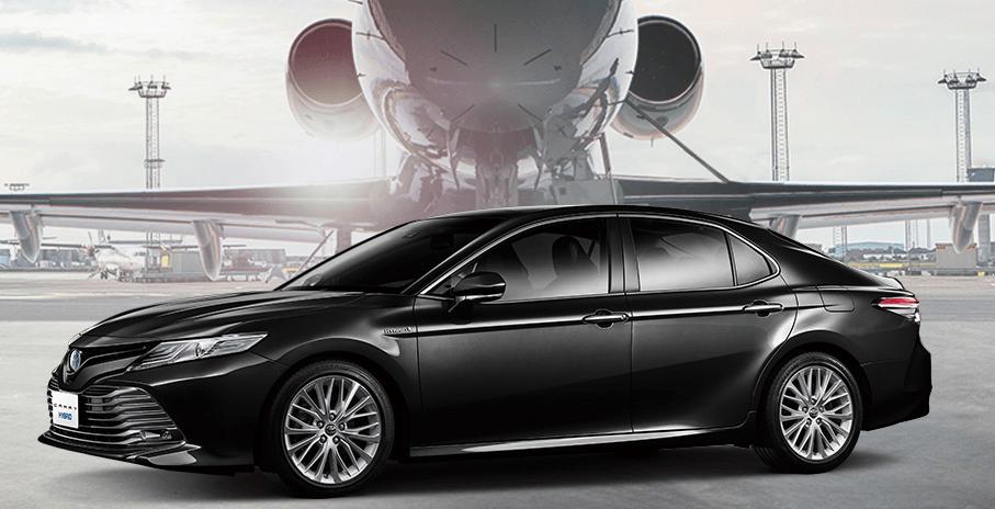 Toyota Camry五人轎車│包車旅遊商務接送推薦車款