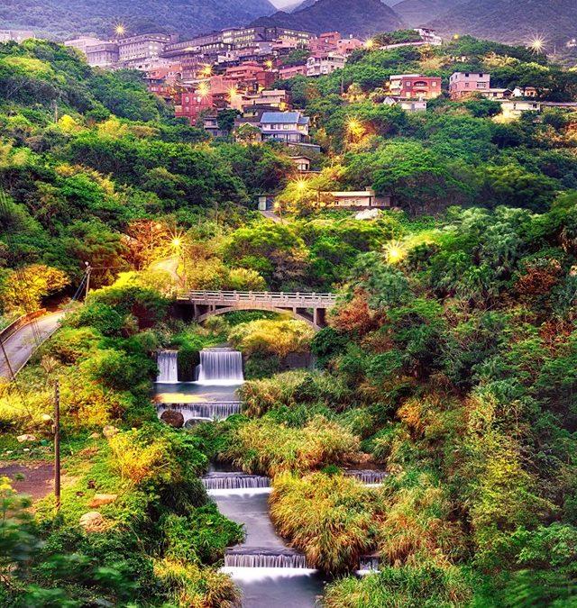新北市包車旅遊、瑞芳、金瓜石小村莊包車一日遊