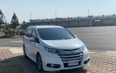 頂級七人座休旅包車、201911月新款 Honda odyssey 七人車