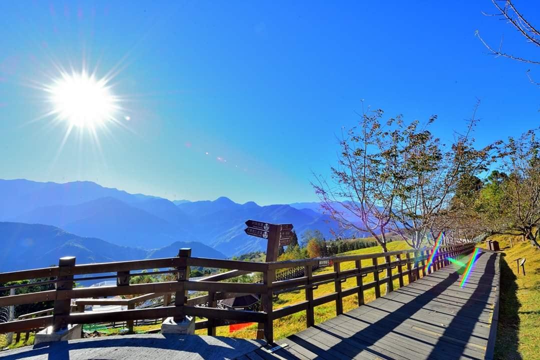 台中包車旅遊景點推薦、南投清境小瑞士花園